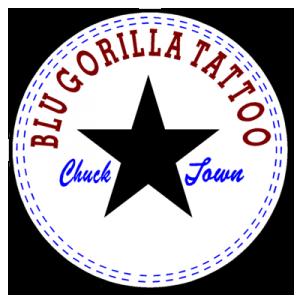 Blu Gorilla Logo